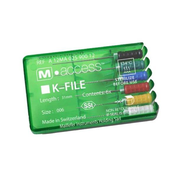 Dentsply M Access K-Files