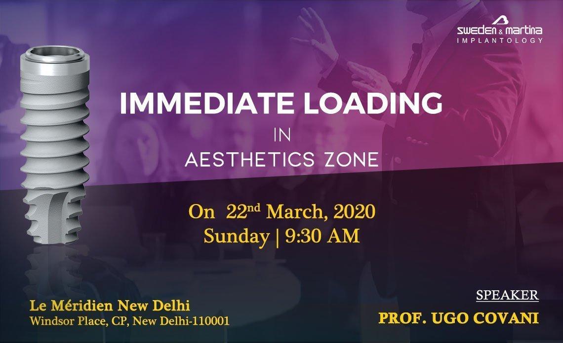 blog Immediate Loading In Aesthetics Zone