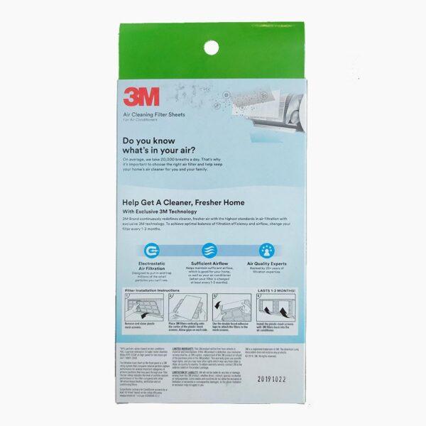 3M AC Filter Sheet 40 02