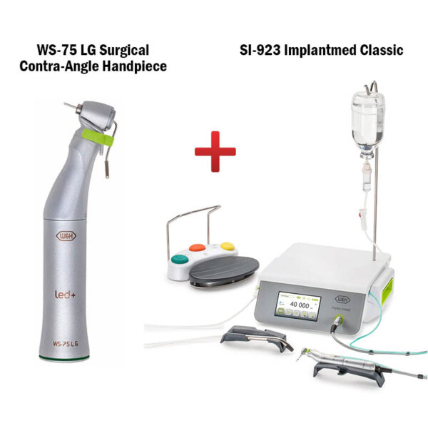 SI 923 Implantmed Classic WS 75 LG Handpiece